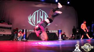 Deny Rock vs Boby // .BBoy World // BREAKING 1on1| WPS 2013