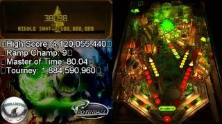 Pro Pinball: Timeshock! The ULTRA Edition - Timeshock Frenzy