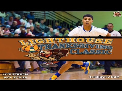 2015 Lighthouse Classic:  Corinth (MS) vs. Christ Presbyterian Academy (TN)