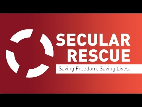Secular Rescue - Saving Freedom. Saving Lives.