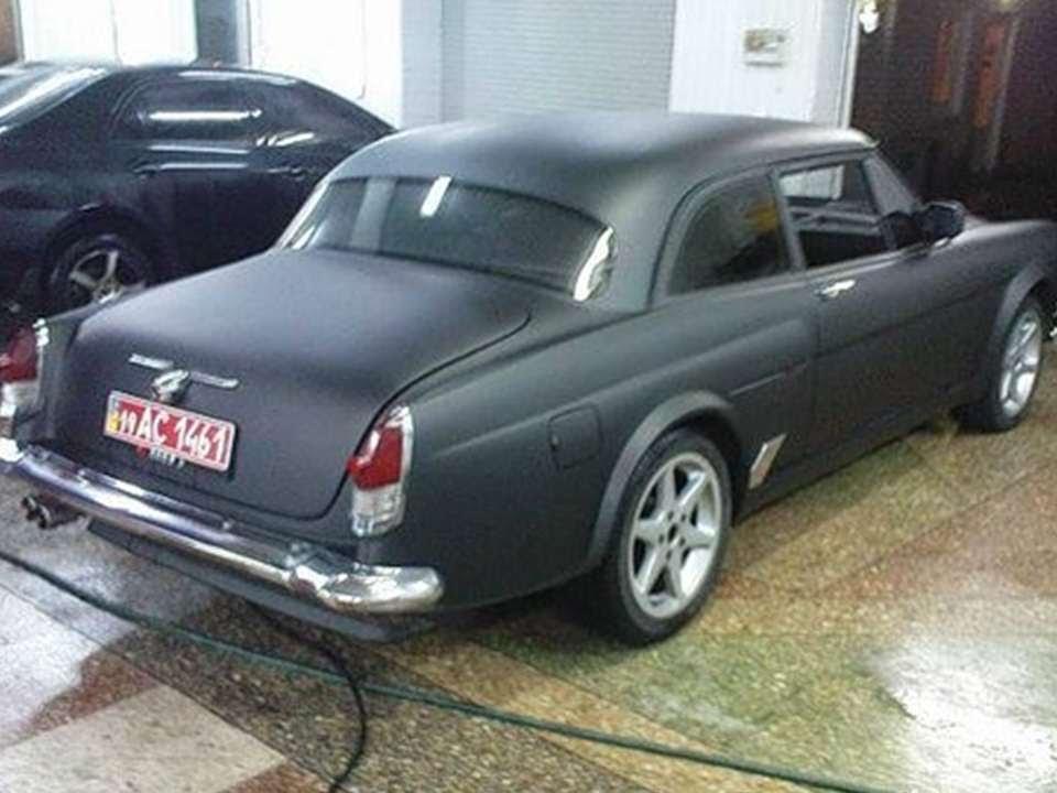 #203. GAZ 21 Volga Tuning [RUSSIAN CARS] - YouTube