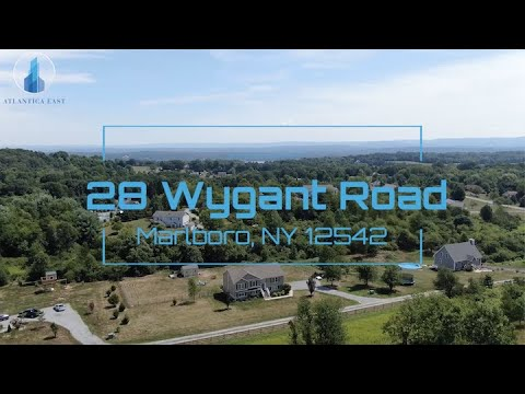 Ulster County, New York Home For Sale 28 Wygant Road Marlboro, NY 12542.
