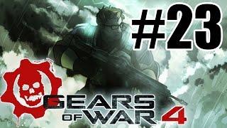 Gears Of War 4 Walkthrough Part 23 - Revenge Of The Killdozer