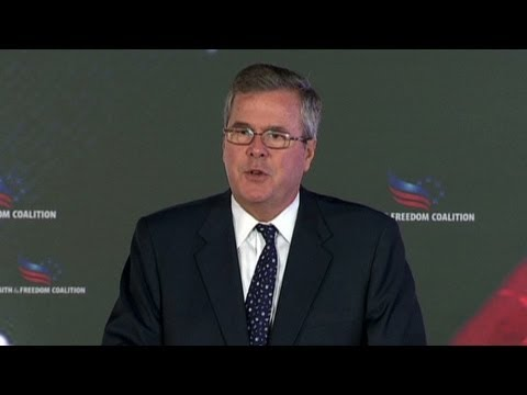 Jeb Bush Immigrants Are More Fertile YouTube Extraordinary Jeb Bush Quotes