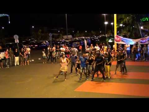 Gangnam Style à Ciné Palmes SteMarie Île de la Réunion