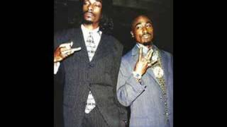 2Pac & Snoop Dogg_Wanted Dead Or Alive