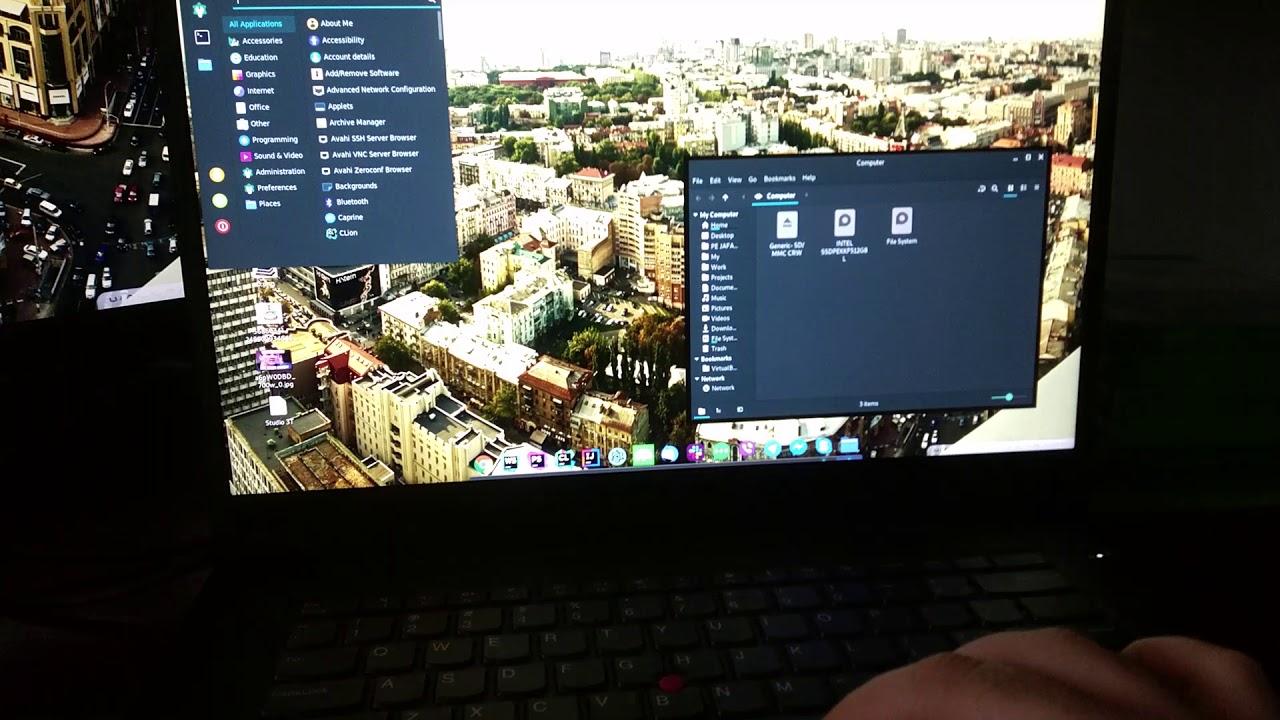 Thinkpad Extreme X1, Manjaro Linux, NVidia bug