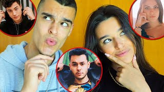 OPINANDO SOBRE INFLUENCERS *CON MI HERMANA* - AlphaSniper97