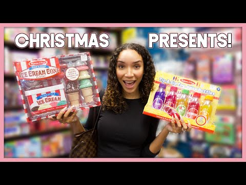She's Too Spoiled! (Christmas Gift Shopping) | MOM VLOG