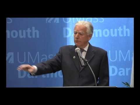 UMass President Martin Meehan