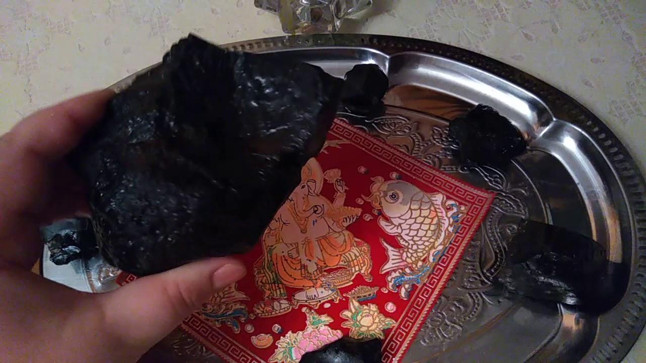 Чёрный Турмалин Самый Мистический Камень.