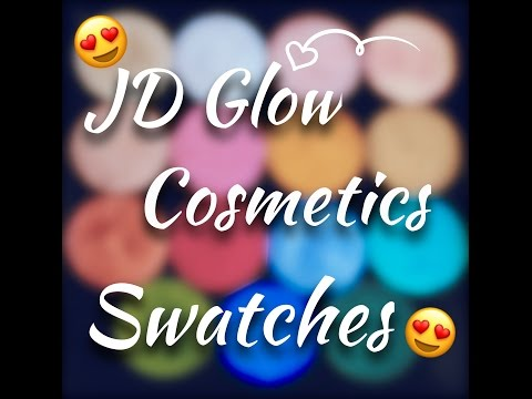 👊🏿 Black Owned Business Feature 👊🏿 | JD Glow Cosmetics