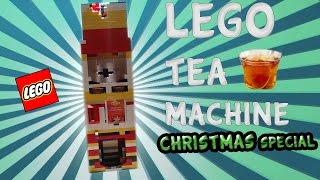Lego Tea Machine 'CHRISTMAS' Special!