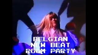 Belgian New Beat Room Party
