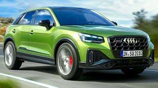 Кроссовер Audi SQ2 получил измененную внешность и новые технологии. |  Новый Audi...