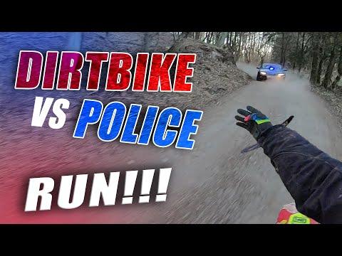 Dirtbike Police Getaway - Cops Chase Motorcycle 2019