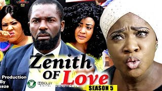 Zenith Of Love Season 5 - Mercy Johnson 2018 Latest Nigerian Nollywood Movie Full HD