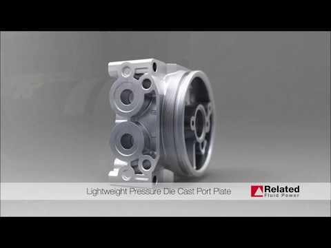 Micro90 DC Hydraulic Power Unit