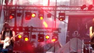 The (International) Noise Conspiracy - Capitalism Stole My Virginity @ live Jarocin Festival 2009