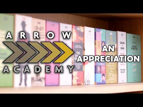 The Arrow Academy - An Appreciation | Blu-ray Collection