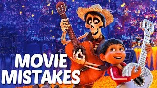 Coco Movie Mistakes | Coco Movie Goofs, Fails & Clips