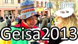 Karnevalsumzug in Geisa 2013 - Teil 1/3