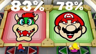 Super Mario Party - All Score Minigames thumbnail