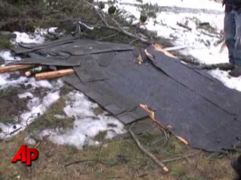 Raw Video: a Third of New Hampshire Has No Power