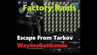 Factory Raids | On-Screen...