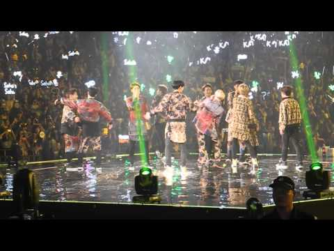 140830 EXO The Lost Planet 廣州站 - Dance Battle