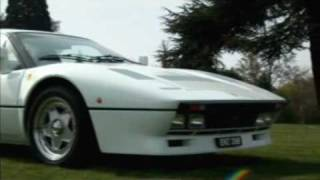 Chris Evans White Collection Ferrari 288 GTO offered for sale by Talacrest