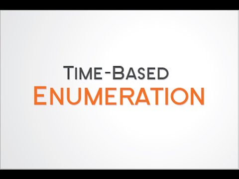 Time-Based Username Enumeration: Practical or Not?