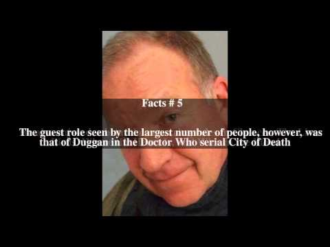 Tom Chadbon Top  9 Facts