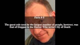 Tom Chadbon Top # 9 Facts