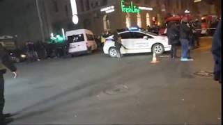 Жуткое Дтп , центр Харькова  , Дронов  vs Зайцева