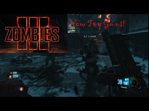 These Zombies Can't Hold Us Down! Funny Moments!-Black Ops 3