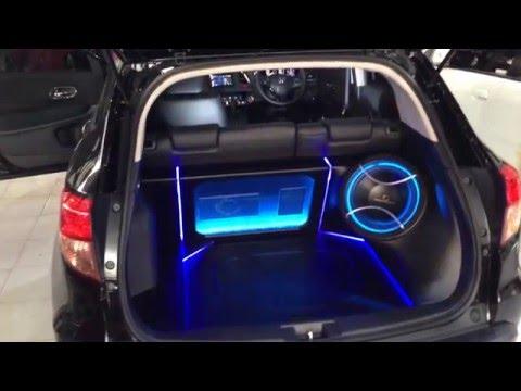 Paket audio mobil Honda HRV   innovation car audio jakarta