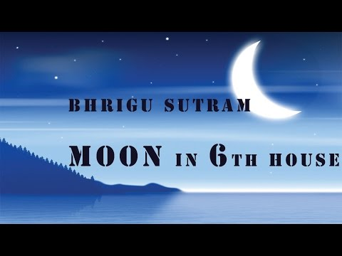 Repeat Bhrigu Sutram : Moon in 6th house by E K Dhilip Kumar