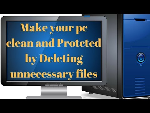 How to clean computer, Laptop | Virus Protection | Powerful and Faster