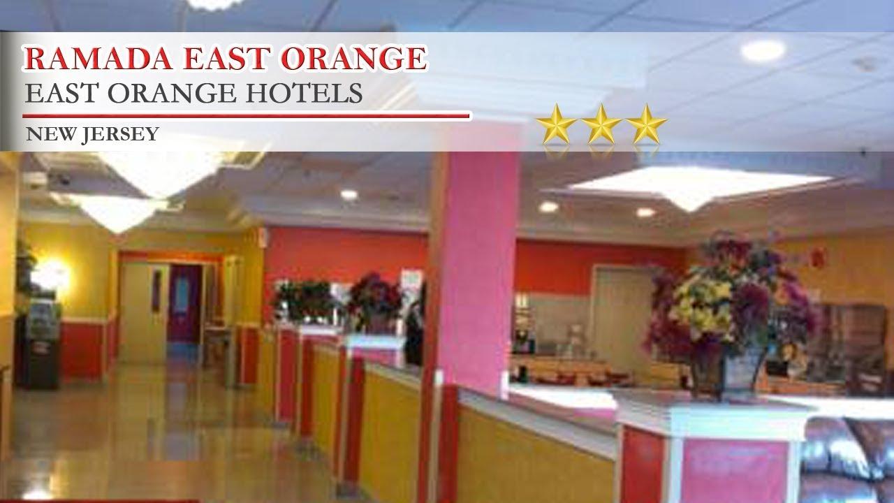 Ramada East Orange Hotels New Jersey