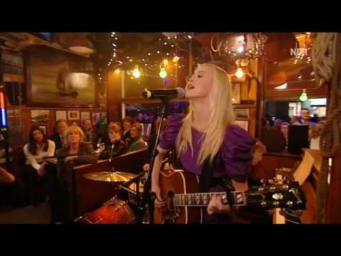 Tina Dico - Count To Ten live@Inas Nacht