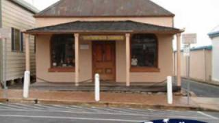 tenterfield saddler- Peter allen