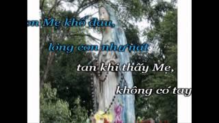 Mẹ Măng Đen Khổ Đau.Sáng tác: Phạm Vĩnh Sơn. karaoke