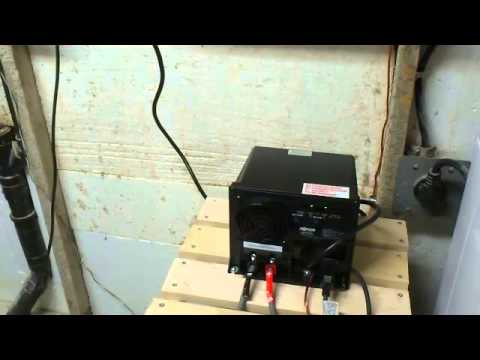 sump pump battery backup test - Watchdog Sump Pump