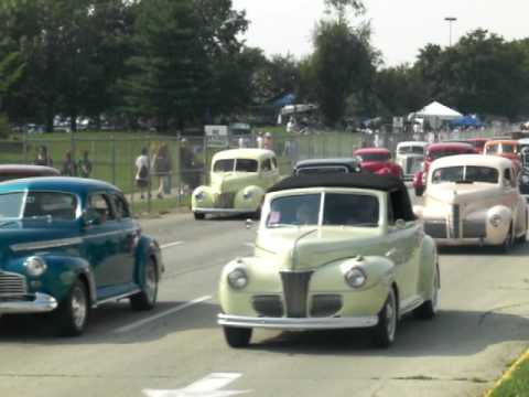 2009 NSRA STREET ROD NATS ...RODS ON THE ROAD #1