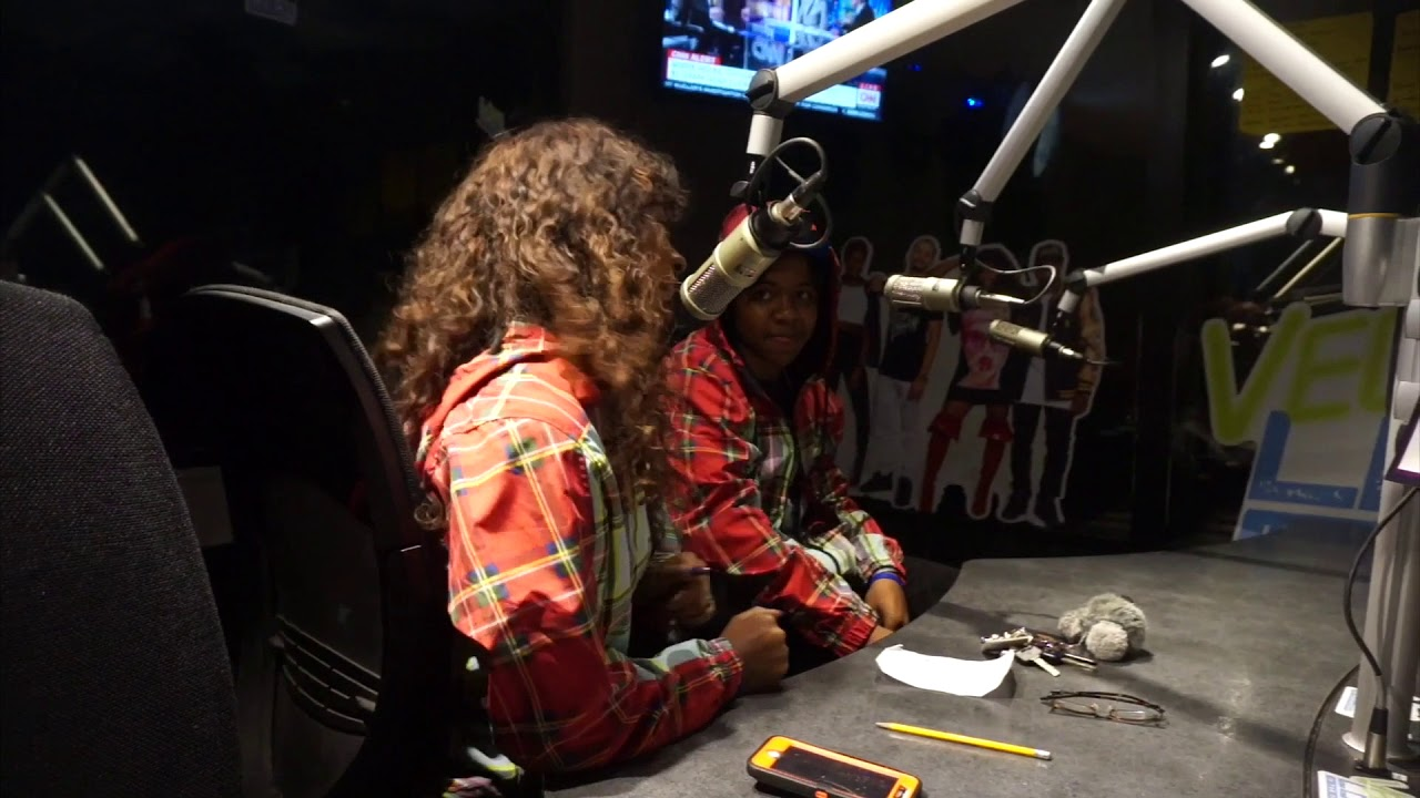 Ax2 & Dejah 97.9 The Beat interview with PSkillz