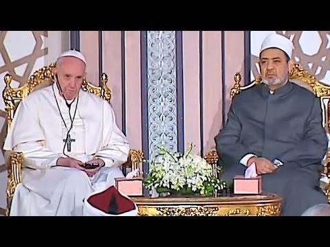 البابا فرنسيس في زيارة -وِحدة وأخوة- في مصر  - نشر قبل 17 دقيقة