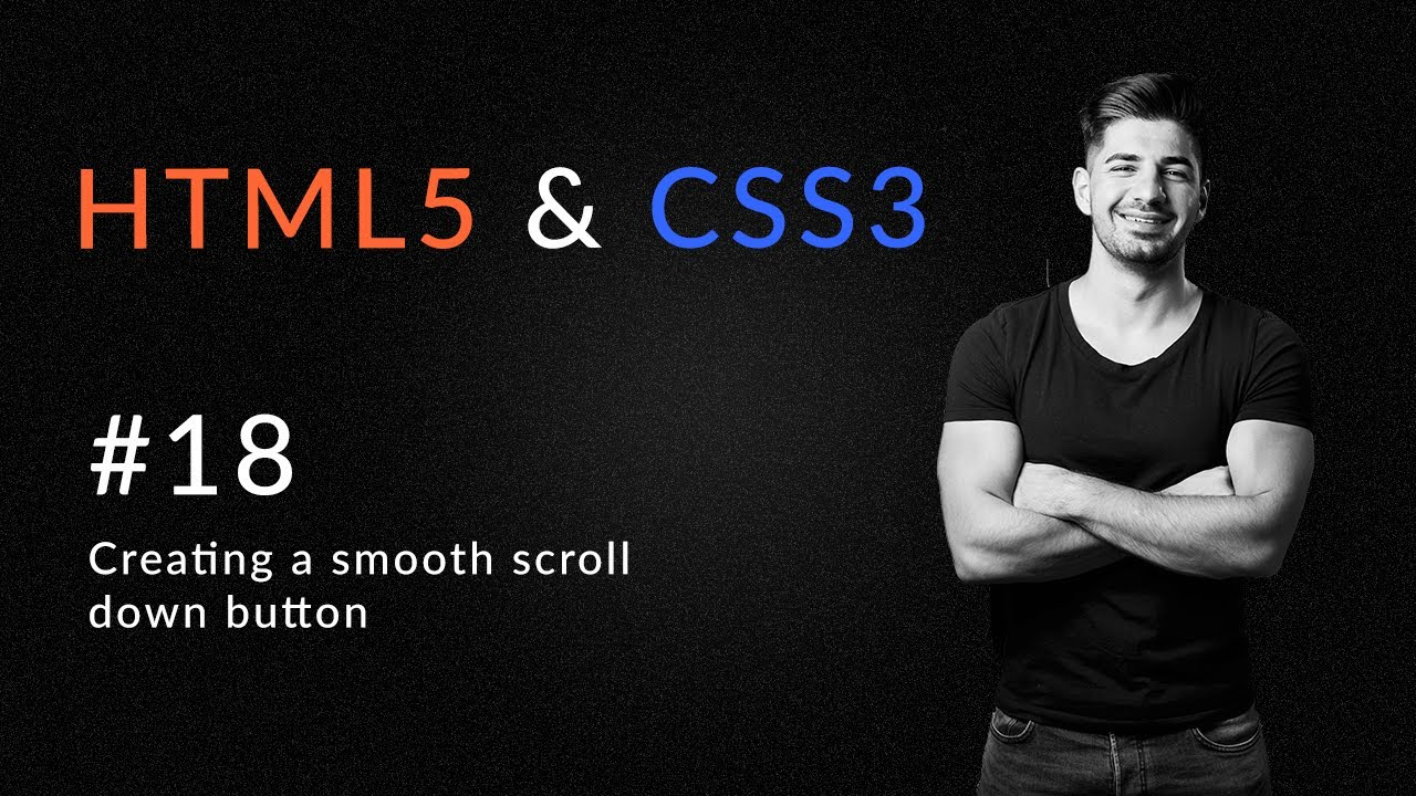 How to Create A CSS3 Scroll Indicator - Introduction and Learn HTML5 and CSS3