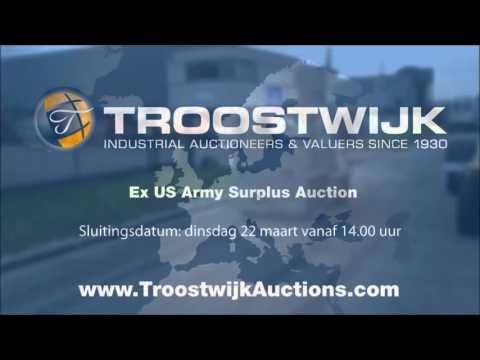 Troostwijk Veilingen - Ex US Army Surplus Auction - Kavel 28