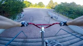 GoPro BMX Bike Riding №1 #БМХЗАКОПЕЙКИ